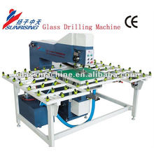 YZZT-Z-220 laser position glass drilling machinery