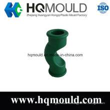Montaje de tubería PPR Inyección de plástico Mould-Over Cross (25 mm)