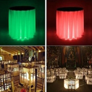 Wedding accessories undertable Light for Decoration