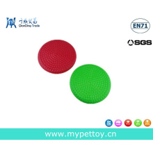 2015new Rubber Frisbee Dog Toy