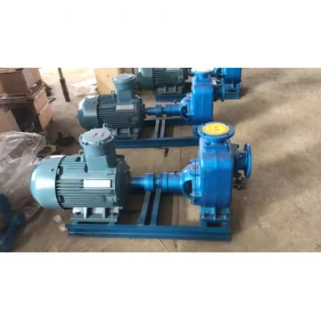 Single-stage electric water suction centrifugal pump