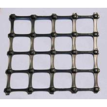 Géogrille biaxiale de PP, géogrille en plastique biaxiale pour le renforcement de base