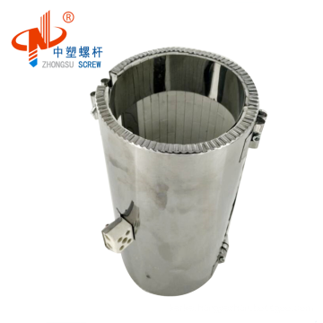 Ceramic Band electromagnetic Heater for plastic extruder