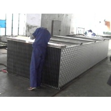 Professional for Spiral Plate Heat Exchanger Easy Cleaning And Maintenance Fin Tube Heat Exchanger export to Peru Importers