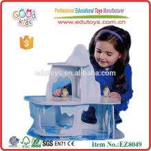 Penguin Island Wooden Intelligence Toy