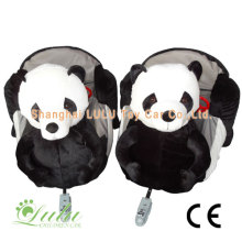 panda carriage toy train