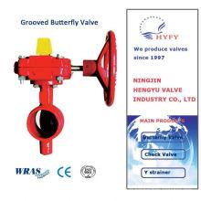Hot sale high quality soft sealing wafer valve