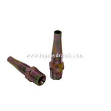 ODM for Reusable Hose Fittings Nipple pure copper Reusable hose fitting export to Vatican City State (Holy See) Supplier