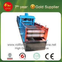 Máquina formadora de rolos a frio C ajustável de tamanho de rede