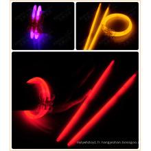 Bracelet Papillon Glow Bracelet Cadeau Fstival pour Glow Bratelet (HDD5200)