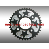 Dirt Bike Parts & Accessories Alloy CNC Sprocket 024A
