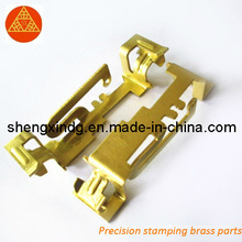 Stamping Punching Pressing Electric Brass Copper Terminal Parts Accessories Fittings Mountings (SX051)