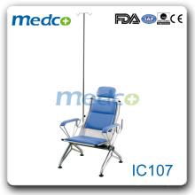 IC107 Hospital IV Капельное кресло для переливания крови