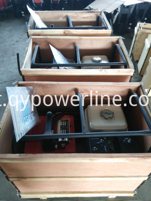 100 Ton Hydraulic Cable Crimping Tool