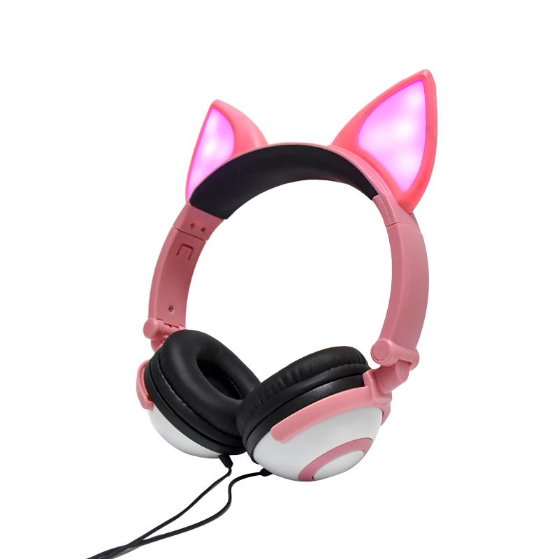 Fox Ear Headphones