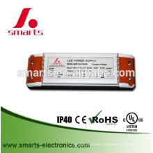 36w led power supply DC12V/24V single output type led driver