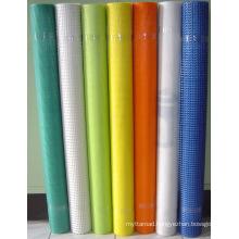 Coated Alkali-Resistant Fiberglass Mesh Cloth 42G/M2