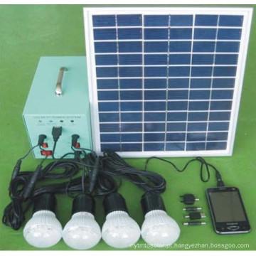 Bom preço 10W Mono Mini Sistema Solar (GP-SS-010W)