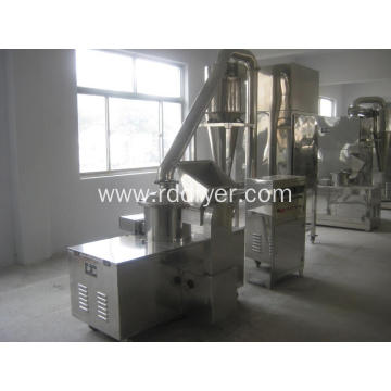 ginger powder grinding machinery