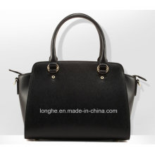 New Sexy Double Zippered Tote Shoulder Bags Purse Messager Bag Handbags