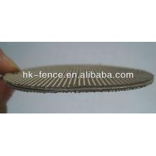 Paquet circulaire / disque / paquet de filtre / filet de filtre