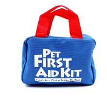 Kit de primeros auxilios para mascotas de emergencia médica para lesiones caninas