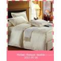 2015 nouveau couvert de couette en duvet de broderie à chaud et à chaud, ensemble de literie brodé set de lit de haute qualité à domicile