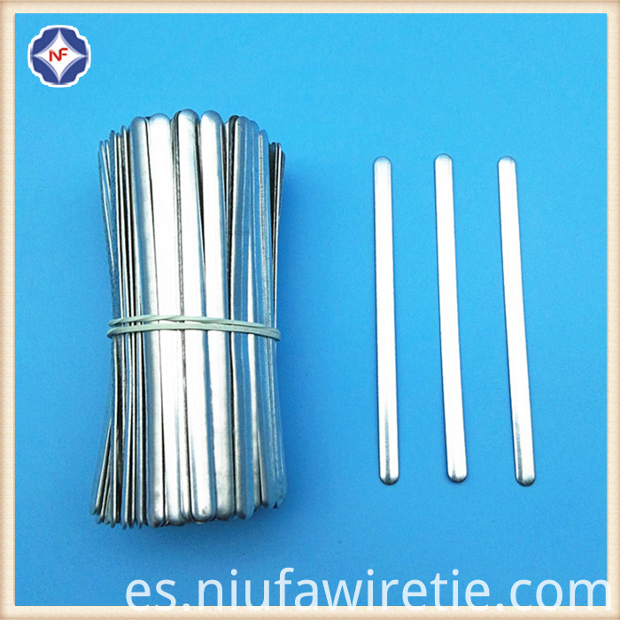 Aluminum Nose Clip With Glue For Mask