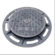 Couverture de route de moulage mécanique sous pression en alliage de zinc