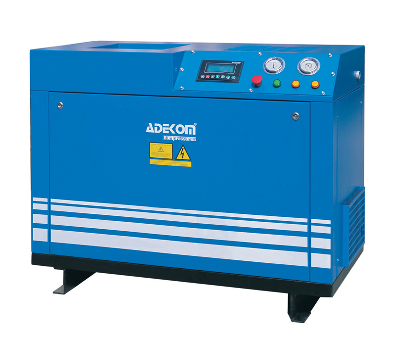 All In One Packaged Rotary Screw Air Compressor