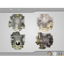 Piezas de fundición a presión de aluminio con mecanizado