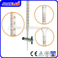 JOAN Laboratory 50ML Borosilicate Glass Burette With PTFE Straight Stopcock