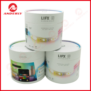 LED Light Electronic Product Paper Tube Packaging