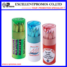 12PCS Hb Wooden Pencil in Kraft Paper Tube Set (EP-P9076)