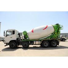 Nouveau camion de ciment de mélange de béton Dongfeng 8 * 4 Drive