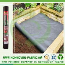 Tejido no tejido de PP para mantener la planta caliente en la agricultura
