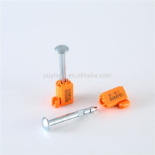 various design container security door lock bolt seals