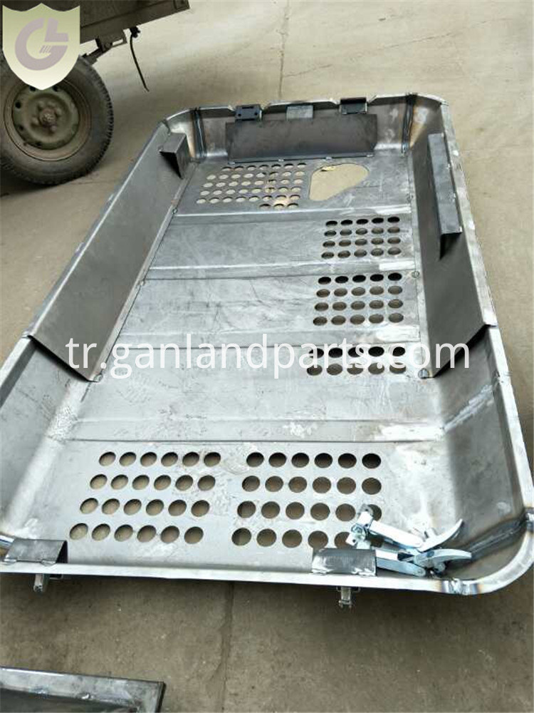 Hitachi EX200-6 Excavator Bonnet Panel
