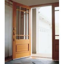 Portas interiores do desenhador com vidro (S2-604)