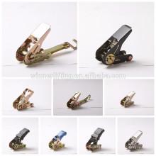 Mini Small Ratcheting Type Binding Buckle with Ergonomic Handle