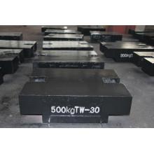 500 kg de poids d'essai