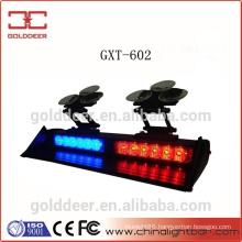 China Cheep High Quality Visor Car Led Strobe Light GXT-602