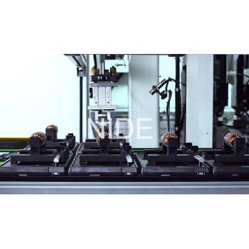 Mezclador totalmente automático Armature Fabricación de la máquina de producción
