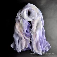 À la mode Confortable Assez Longueur appropriée imprimé floral foulard en soie foulard hijab abaya indonésie femmes arabes hijab