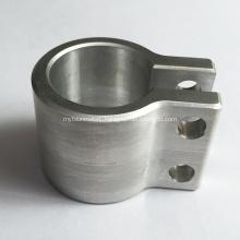 Custom Machining Aluminum for Clamp Bracket