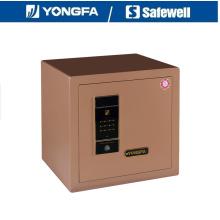 Yongfa 65cm altura panel Blc robo seguro para el Banco