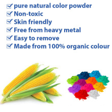 Food grade natural rangoli holi powder for event