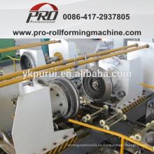 Máquina de rebordear para tambor de acero de velocidad media que hace la máquina
