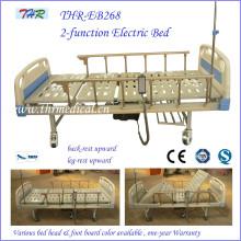 2-Funktions-elektrisches Krankenhausbett