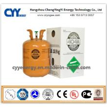 Gaz réfrigérant (R134A, R404A, R410A, R422D, R507) R404A